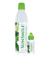 Sunsmile Fruit and Vegetable Rinse