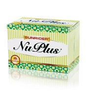 NuPlus provides natural alkaline food for pH balance