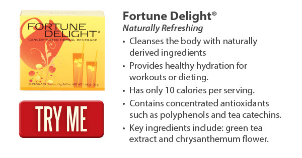 Fortune Delight Health Drinks