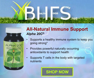 All Natural Immune Support