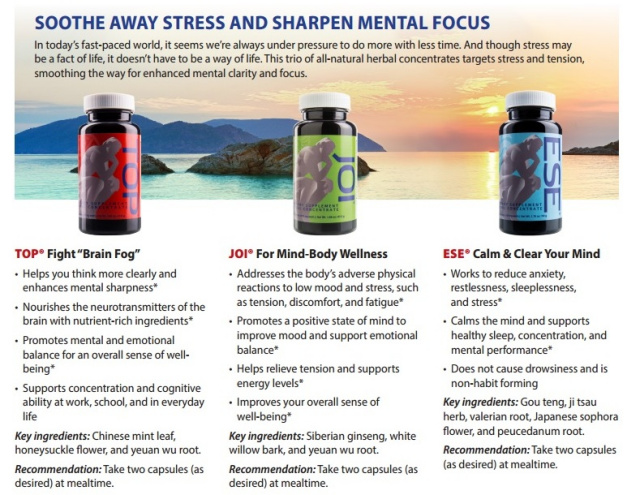 Herbal Supplements for Stress Relief