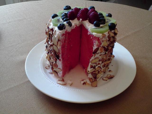Watermelon Cake Shop
