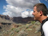 Cliff Smith at the Grand Canyon