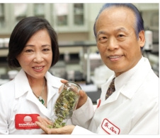 Dr. Tei-Fu Chen and Oi-Lin Chen, MD