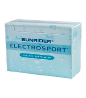 Electrosport electrolyte replacement fluid