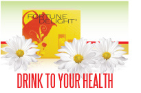 Fortune Delight Drink To Your Health