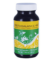 Metabalance 44 whole food vitamins