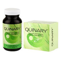 Quinary 5 formula herbal blend to balance the body