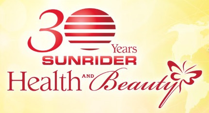 Sunrider 30th Anniversary Logo