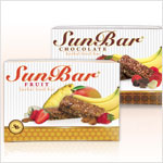 Sunbars are Healthy Snacks