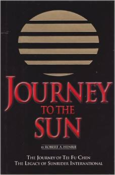 Journey to the Sun Book