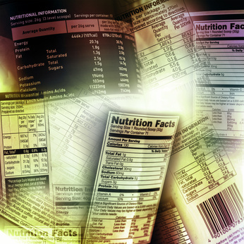 Nutrition Fact Labels