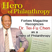 Dr. Chen and Forbes Magazine
