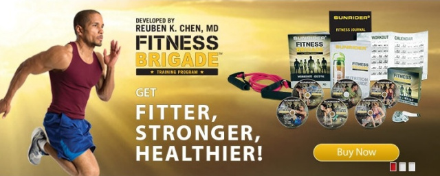 Sunrider Fitness Brigade Training Program Kit