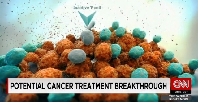 Potential Cancer Treatment Breakthrough on CNN