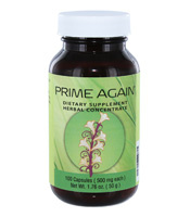 Prime Again formula for the endocrine system