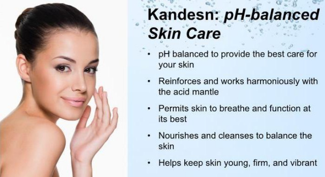 Kandesn Natural Skin Care Details