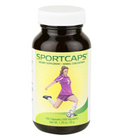SportCaps/Exercise Enhancement Supplements/100 capsules