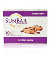 Sunbars - Oatmeal Raisin