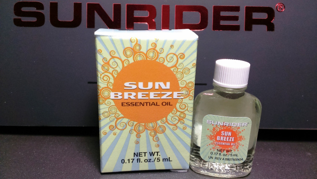 Sunbreeze Essential Oil