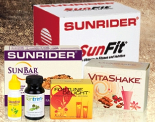 Sunrider Sunfit Pack/Free Shipping in the USA!